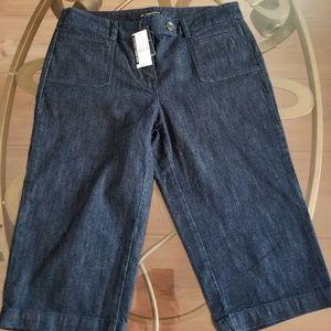 New York Company Jeans short